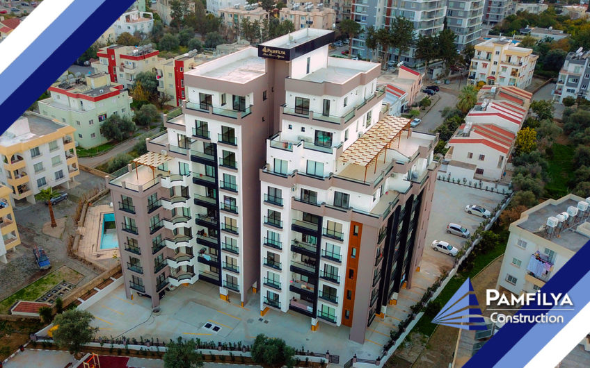 Twin Towers Kyrenia Residence
